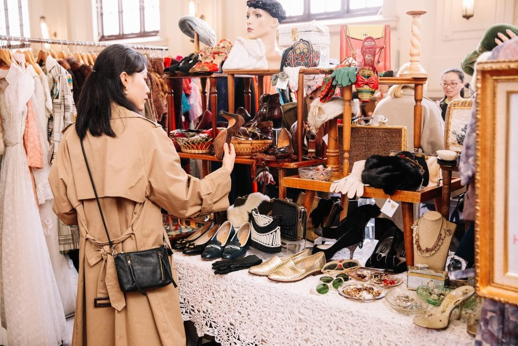 A Charming Market With Pre-Loved And Vintage Treasures Is Hitting Sydney In July • Round She Goes