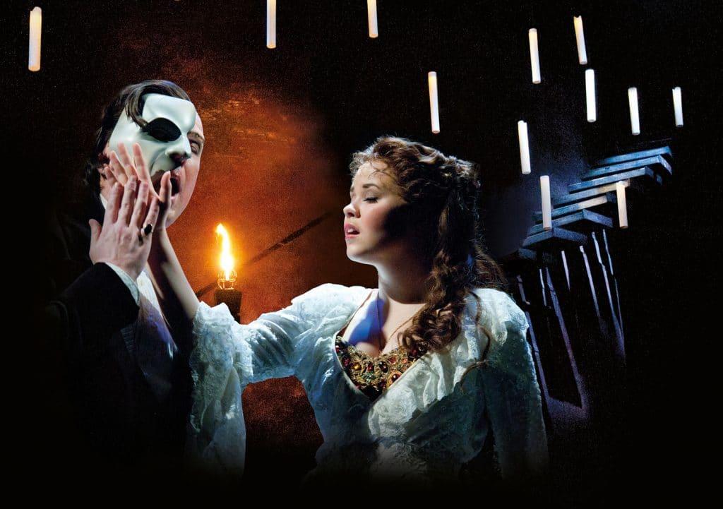 The Phantom Of The Opera Has Been Postponed To 2022