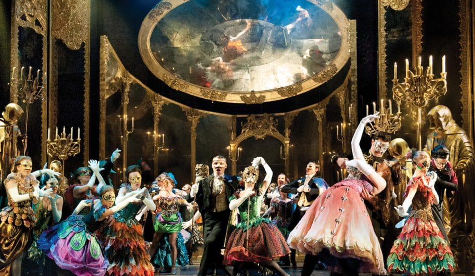 The Phantom Of The Opera Has Confirmed Its Sydney Dates For 2022