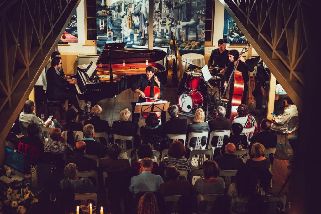 Live At Yours Pairs World-Class Musicians With City Venues For Intimate And Unique Concerts