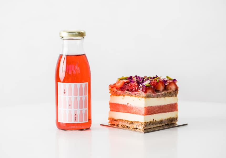 Black Star Pastry Has Teamed Up With PS40 For Bottled Cocktails Inspired By Their Iconic Cakes