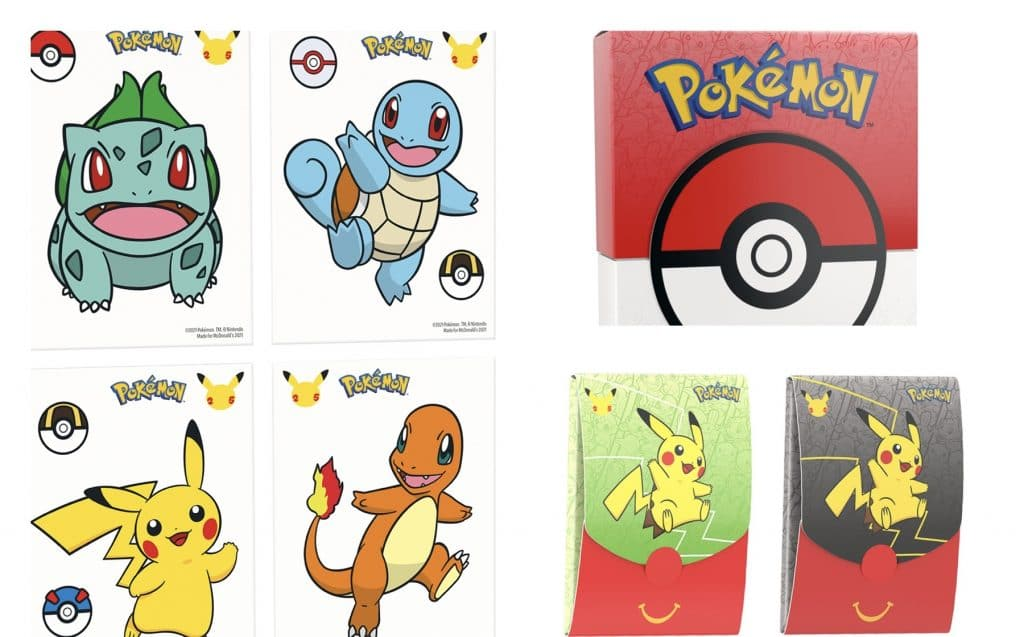 Maccas Is Dropping A Pokémon Happy Meal And You'll Want To Catch 'Em All Soon