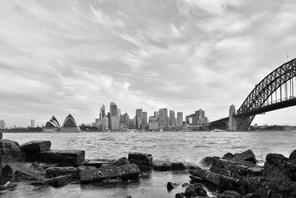 15 Pictures Of Sydney Looking Eerily Empty In Lockdown
