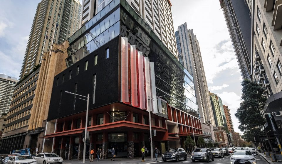 A Brand New State-Of-The-Art Creative Studio Is Coming To The CBD
