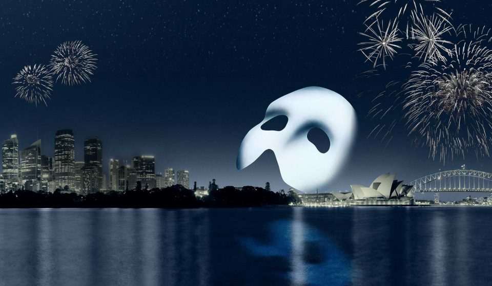 The Phantom Of The Opera Is Coming To The Sydney Harbour In A Spectacular Waterfront Event