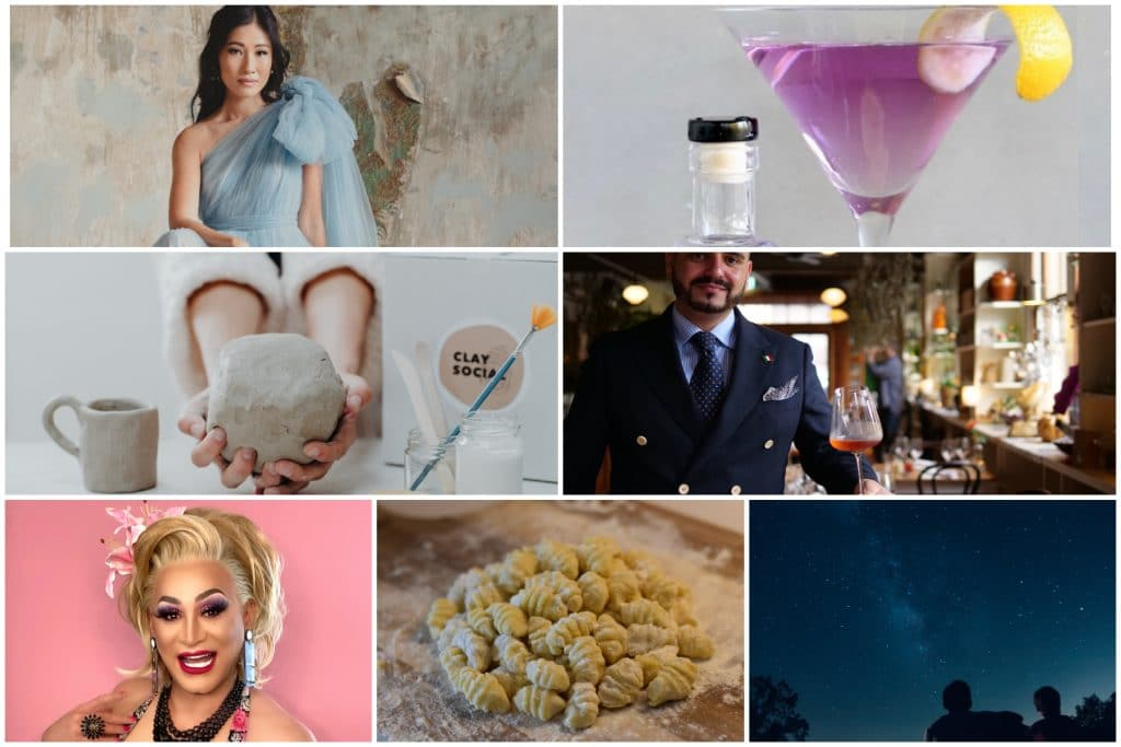 15 Virtual Experiences From Drag Queen Baking To Bingo And Disney Classics To Cocktails And More