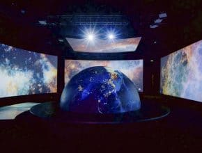 Explore The Cosmos Through This Immersive Space Exhibition Coming To Sydney Next Month