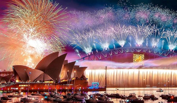 Countdown And Experience The Magic Of Sydney's NYE Fireworks Display On This Sunset Cruise