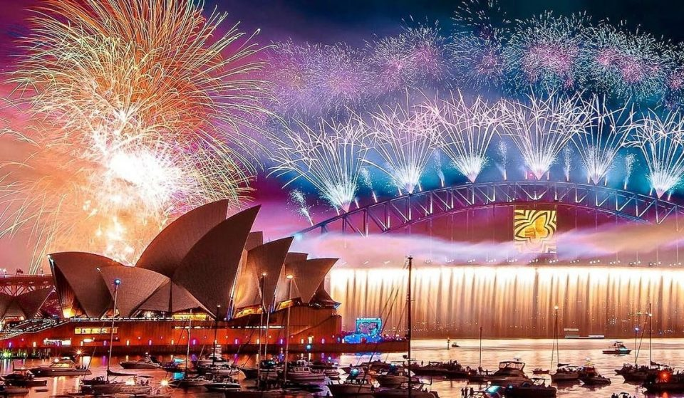Don't Miss Out On The Best Vantage Point For Sydney's NYE Fireworks Spectacular