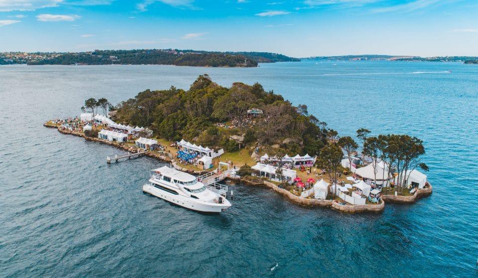 Party Your Way Through A Boozy Three-Day Fiesta When Wine Island Returns To Sydney In 2022