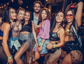 Music Is The Answer And We're Hyped For Back To Boogie Wonderland's Studio 54 Tribute