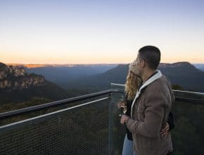 All Aboard! Scenic World Is Reopening Its Doors Tomorrow