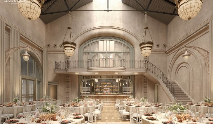 The Grounds Is Bringing An Enchanting New Venue To South Eveleigh In Early 2022