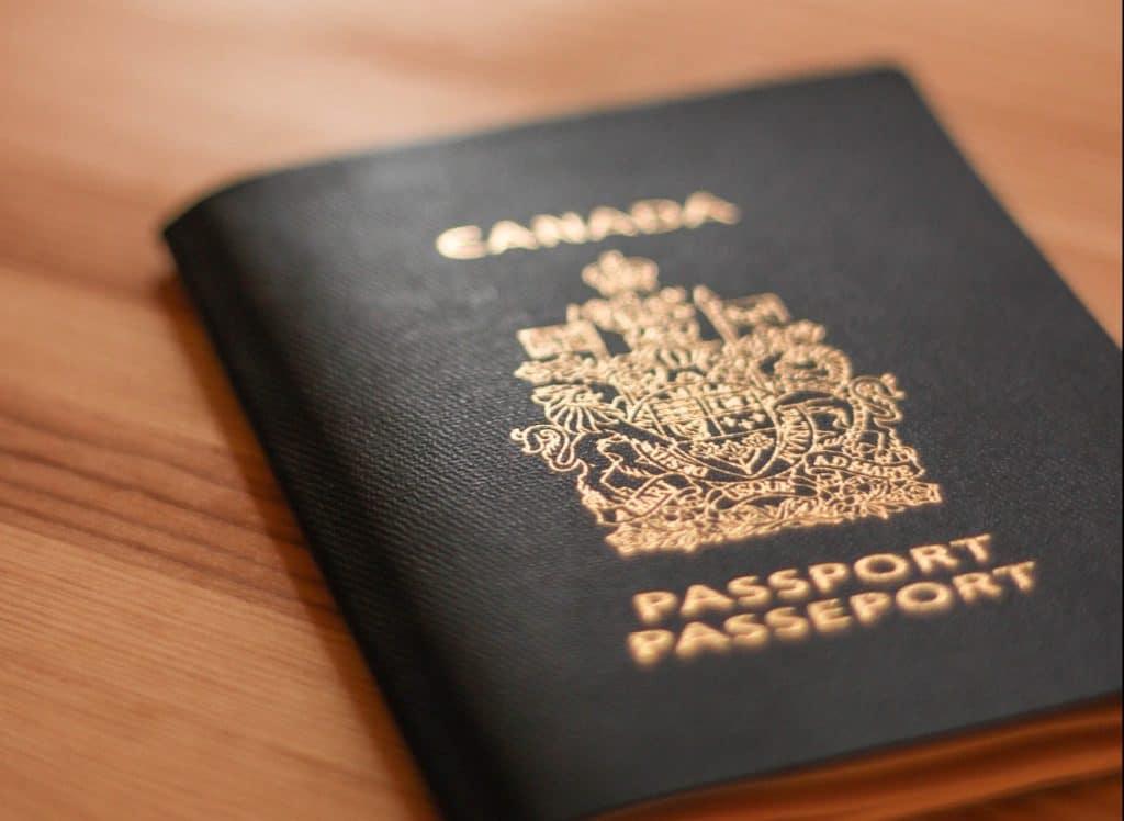 indigenous canada passport name