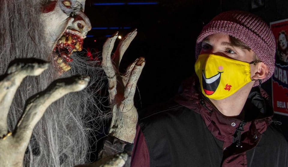 Vancouver Tourism Is Encouraging People To Wear Masks For Halloween With A Contest