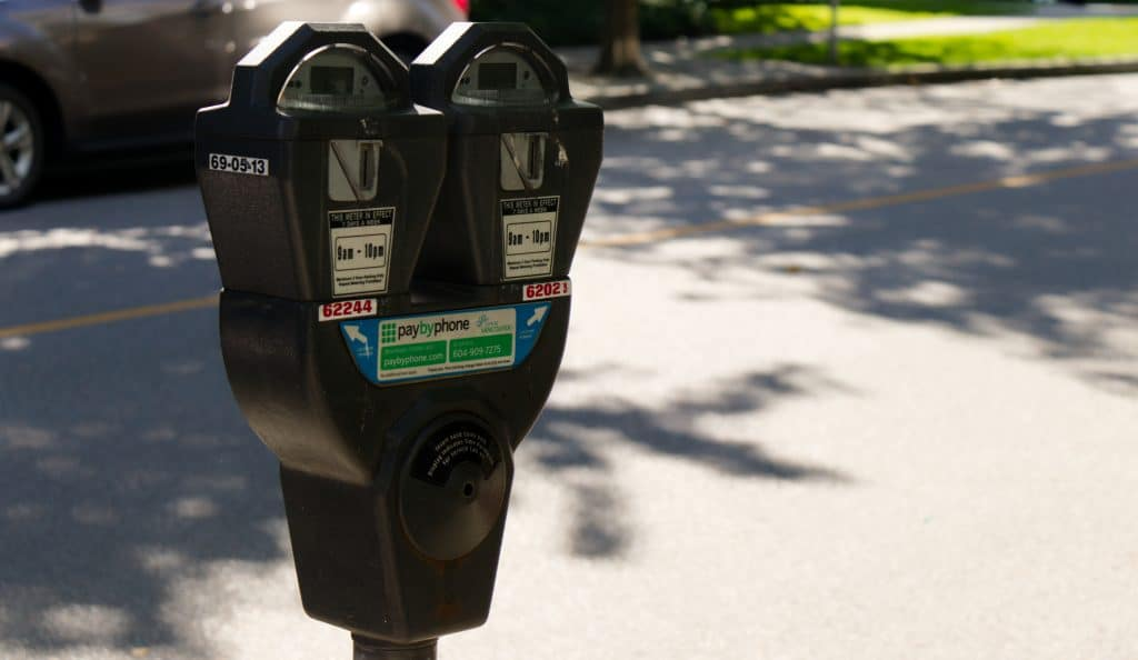 Parking Is Now Free For Veterans In Vancouver As Part Of New Pilot Project