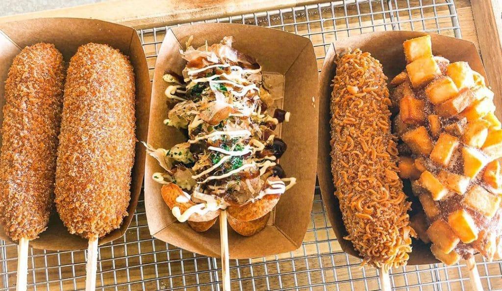 Popular Korean Hot Dog Shop Chung Chun Opens First Vancouver Location Today