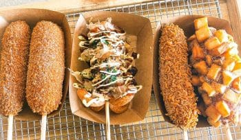 Popular Korean Hot Dog Shop Chung Chun Opens First Vancouver Location Today