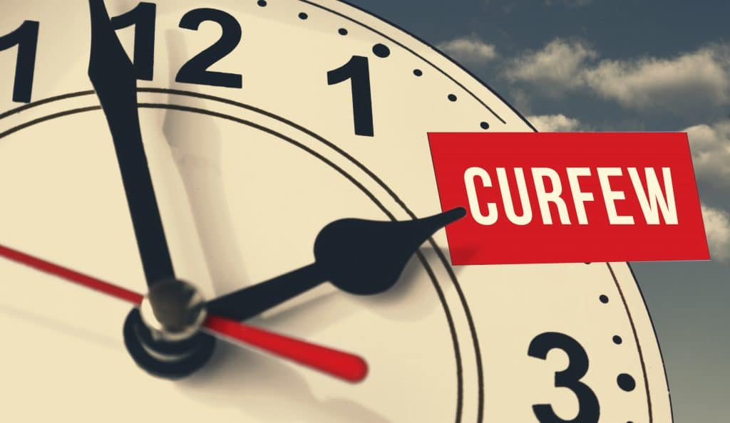 Two-Thirds Of Canadians Support A COVID-19 Curfew, According To A Recent Poll