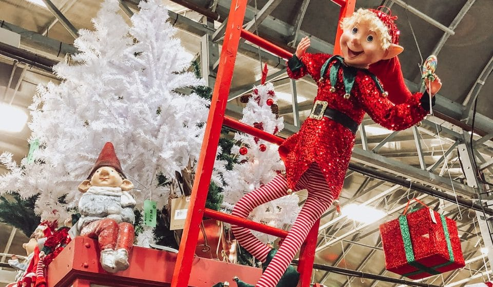 Western Canada's Largest Christmas Store Is Now Open For The Holidays In Metro Vancouver