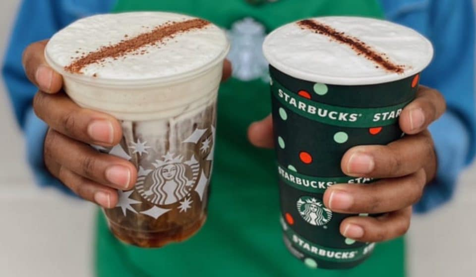 Starbucks Is Offering A Buy One Get One Free Promotion Across Canada This Week