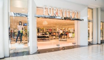 Forever 21 Has Returned To Canada With A New Online Store, Just In Time For Black Friday