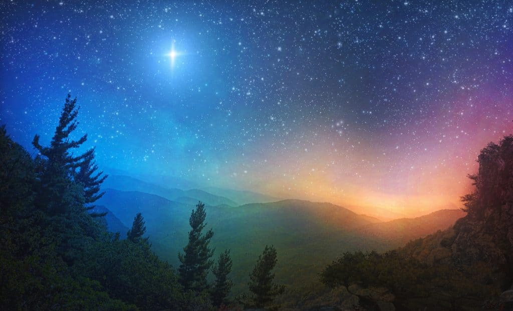 The First Visible 'Christmas Star' In 800 Years Will Light Up The Sky This Month
