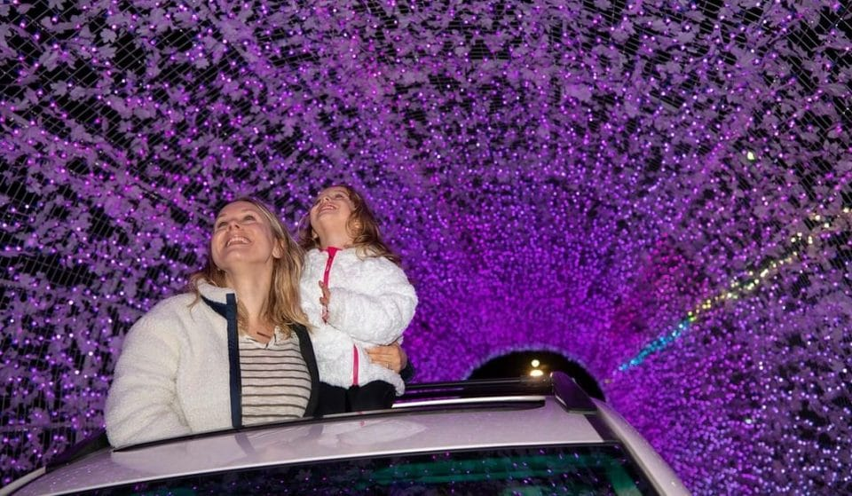 A Stunning Holiday Drive-Thru In Vancouver Is Offering A Way To Safely Celebrate The Season
