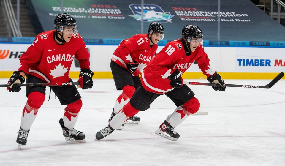 Team Canada To Play USA For Gold At The 2021 World Junior Ice Hockey Championships