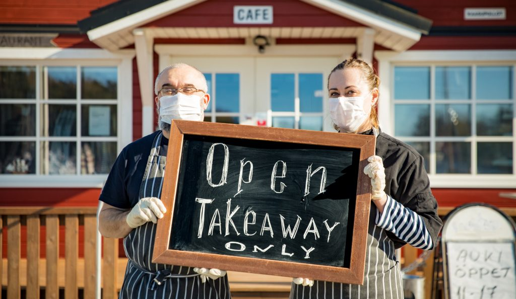 A New Campaign Is Calling On Support For Canada's Struggling Restaurant Industry