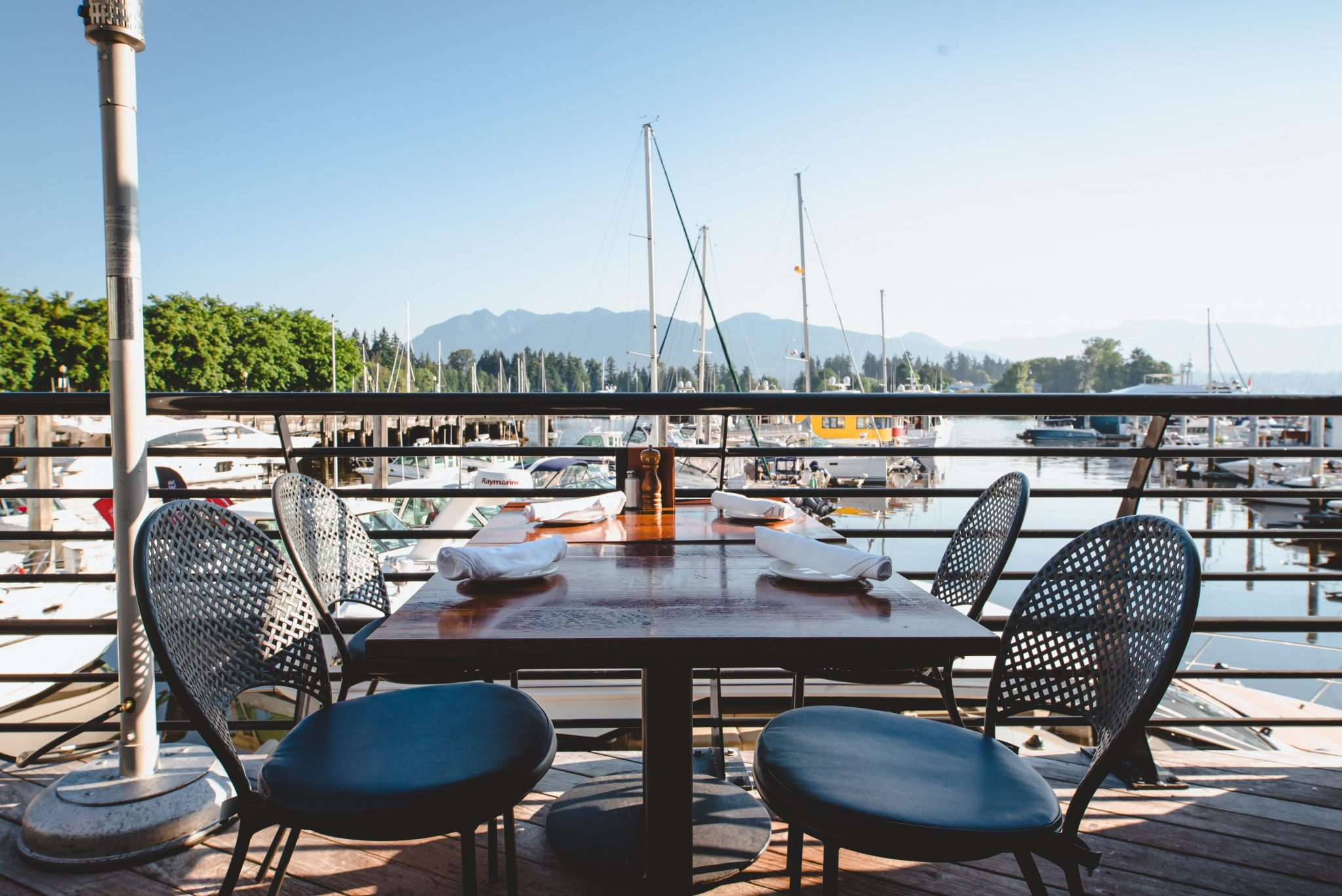 5 Patios With The Best Views In Vancouver