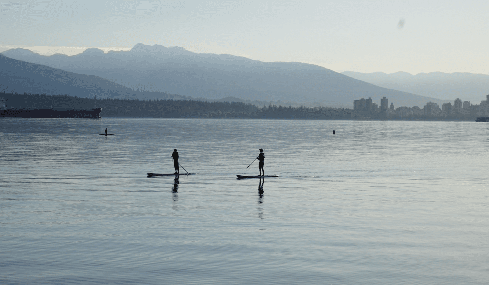 This Family-Owned Watersport Business Has Week-Day Deals On Paddle Boards!