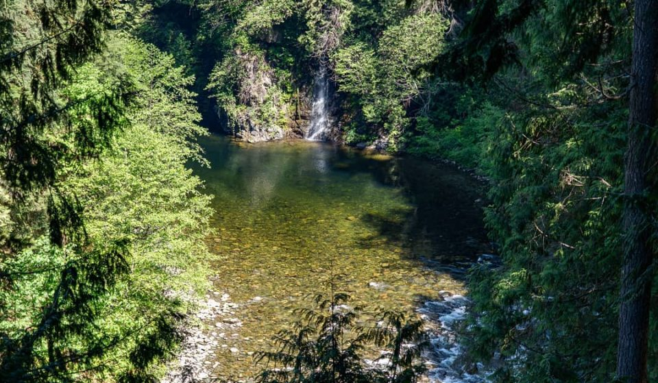 North Vancouver's Lesser-Known, Stunning Fresh-Water Swimming Spot