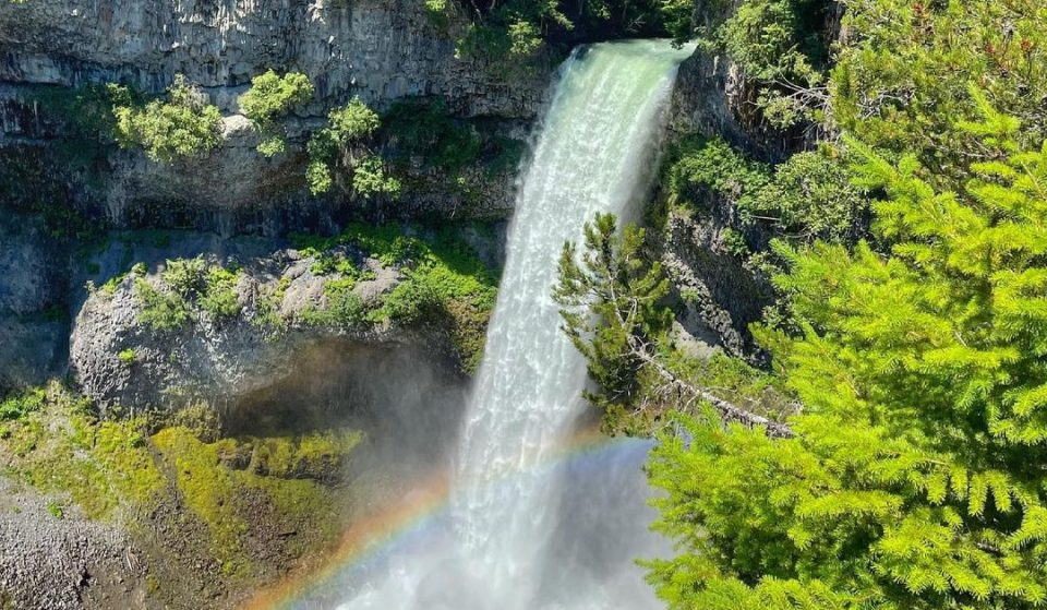 The Most Beautiful Stops Along The Sea To Sky Highway