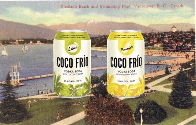 Vancouver's OG Refresh Beverage, Coco Frio, Is A Must-Try This Summer