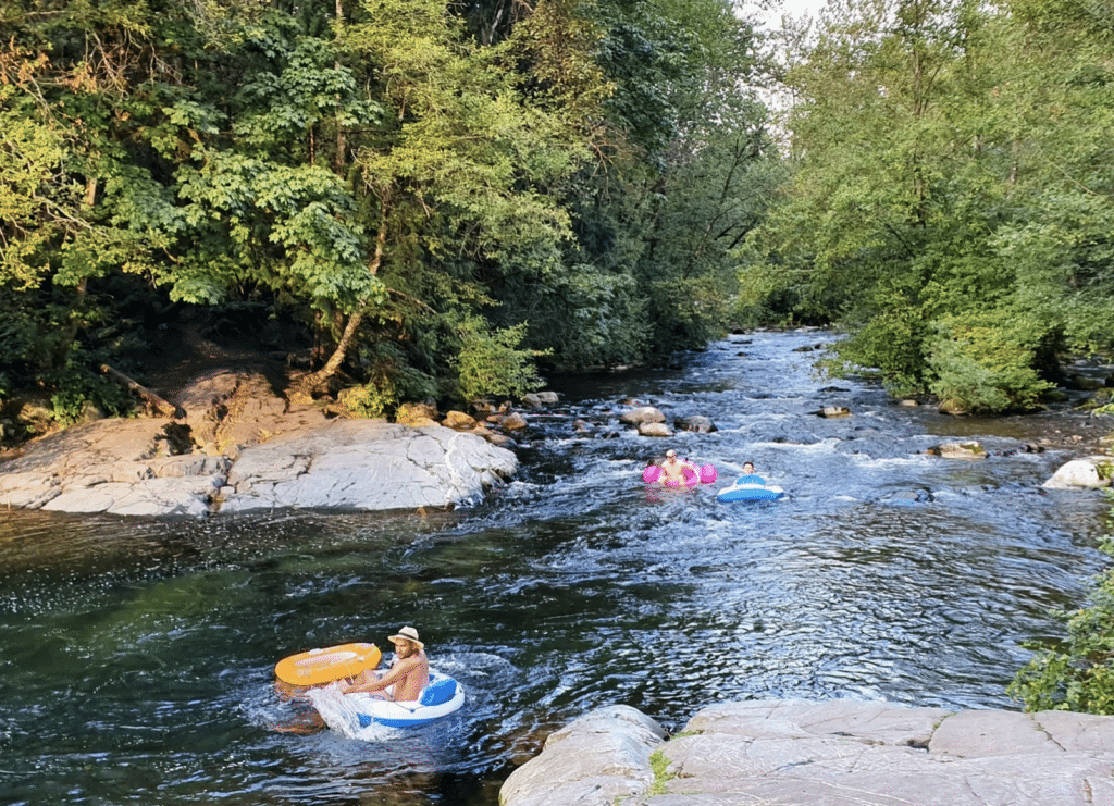Vancouver's Very Own Lazy River Is Only 40 Minutes From Downtown