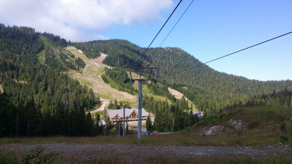 The North Shore's Newest Attraction, The Eagle Coaster, Opens Today On Cypress Mountain