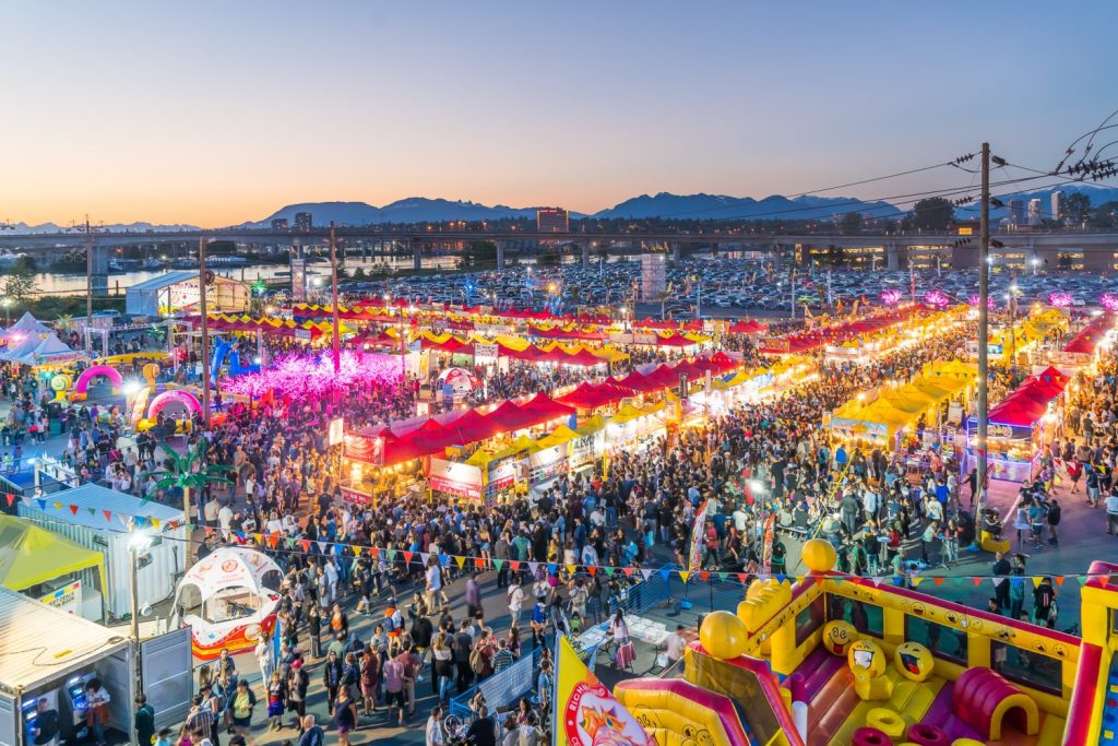 Richmond Night Market Extends Its Hours Until September 19th