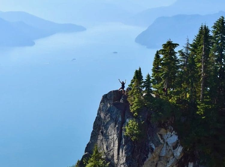 Our Beautiful Howe Sound Was Just Designated As An Official UNESCO Biosphere Region
