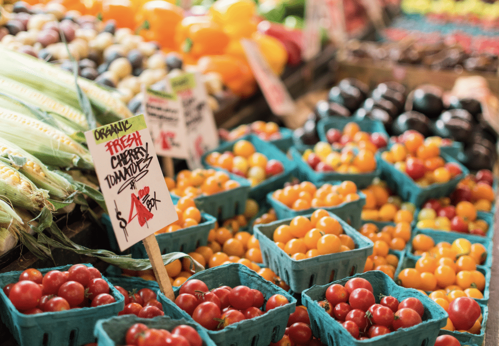 The Best Farmer's Markets To Visit This Weekend For National Organic Week