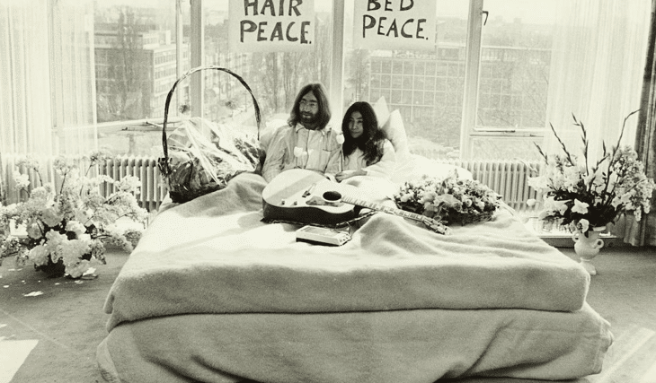 The Long Anticipated Yoko Ono Exhibit Is Opening At The Vancouver Art Gallery Tomorrow