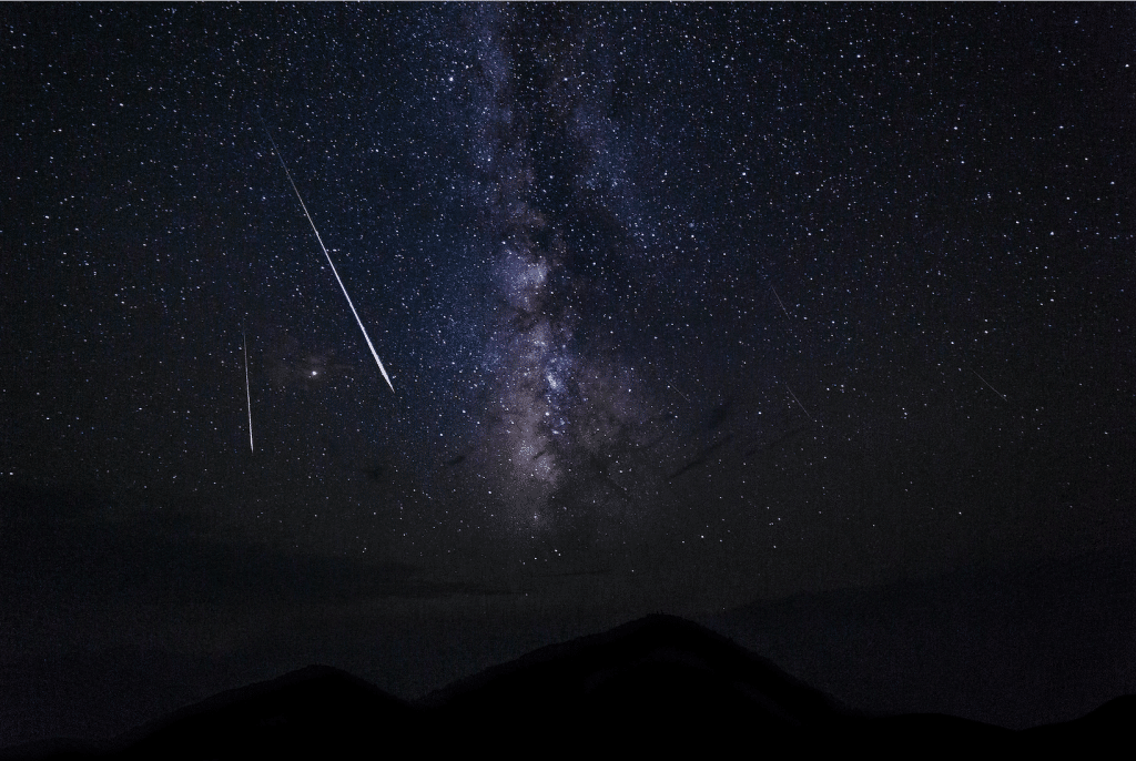 Tonight's The Perfect Evening To Watch The Incredible Draconid Meteor Shower