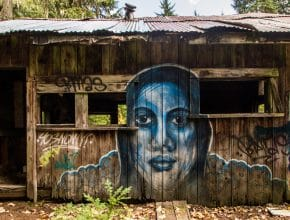 Did You Know That There's A Totally Spooky Ghost Town Located Right In Whistler?