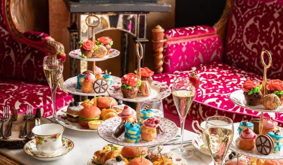 A Pop-up Sleeping Beauty-Themed Restaurant Is Coming To Wellington