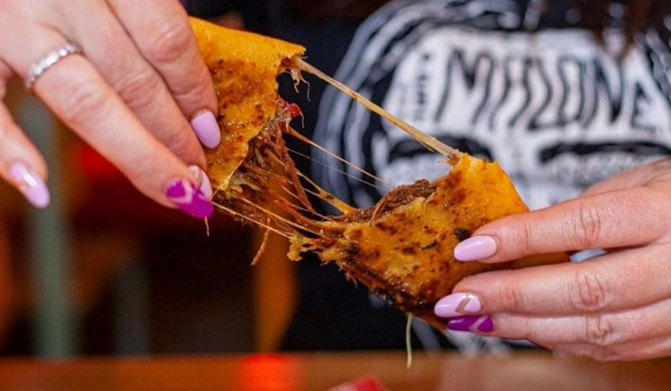 This New Mexican Restaurant In Wellington Serves Up Delicious Spicy Tacos • Rosie's Red-Hot Cantina & Taco Joint