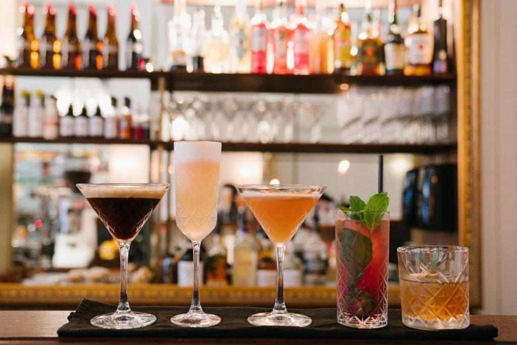 A New French-Style Cocktail Bar Has Opened Up On Wellington's Cuba Street • Le Café Plum