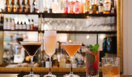 A New French-Style Cocktail Bar Has Opened Up On Wellington's Cuba Street • Le Café Plum