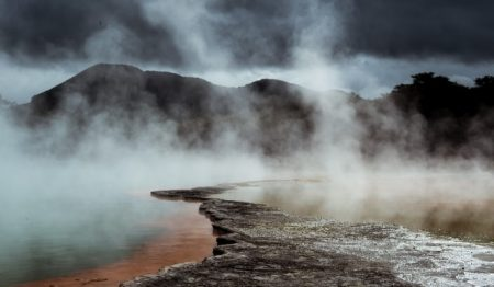 New Zealand Geologists Hope To Heat Homes Using 11 Million-Year-Old Volcano To Reduce Carbon Emissions