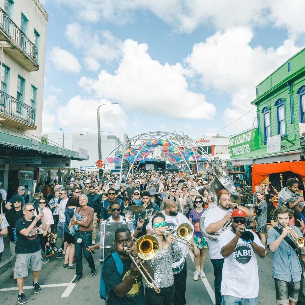 Wellington's Most Vibrant Street Festival Is Returning In 2021 • CubaDupa 2021