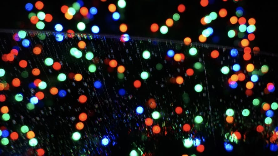A Christmas Light Market Is Landing In Wellington This Week